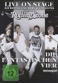 Cover Die Fantastischen Vier - Heimspiel [DVD]